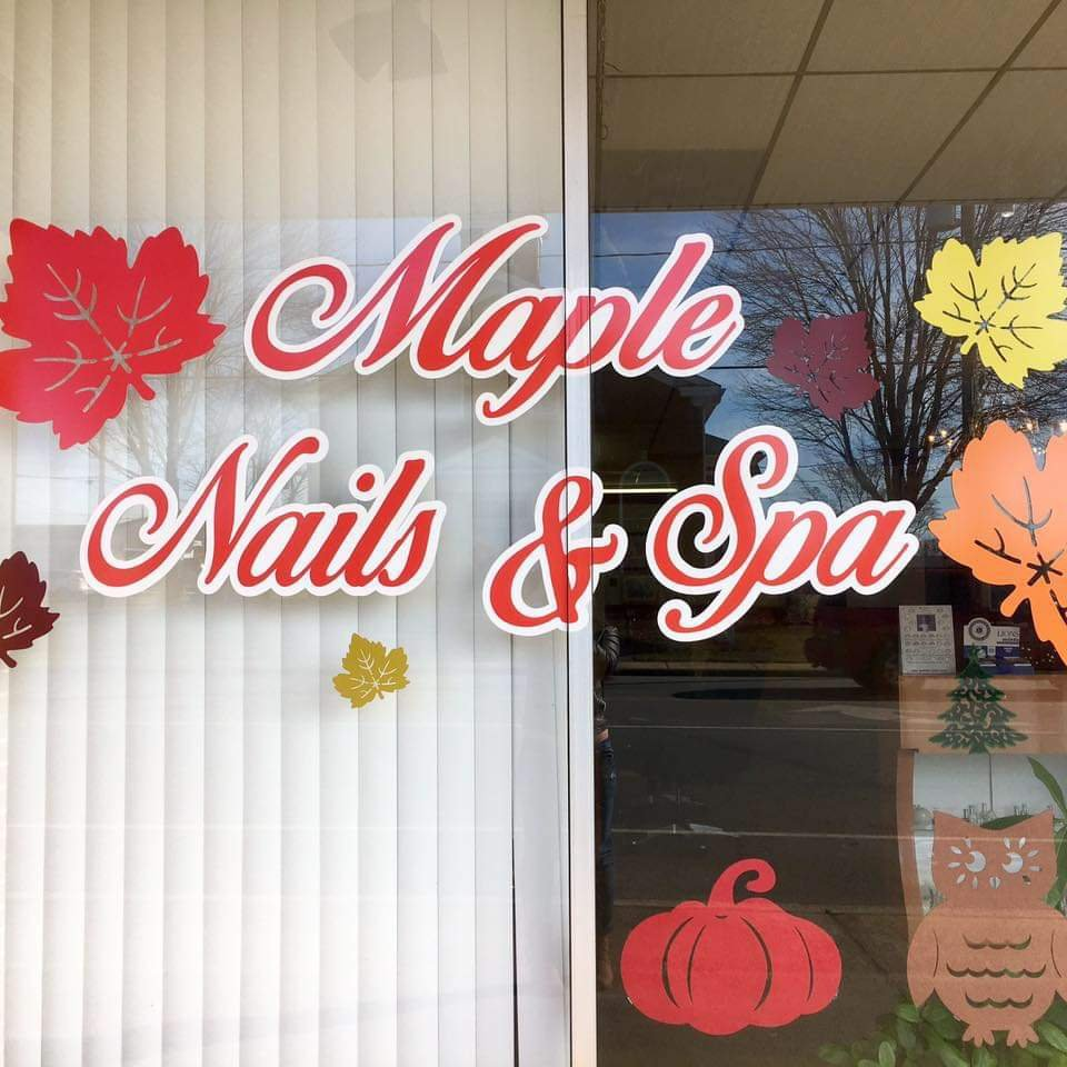 Maple Nails & Spa: 205 S Main St, Dobson, NC