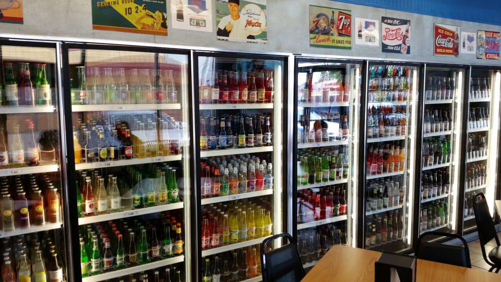 Pop The Soda Shop