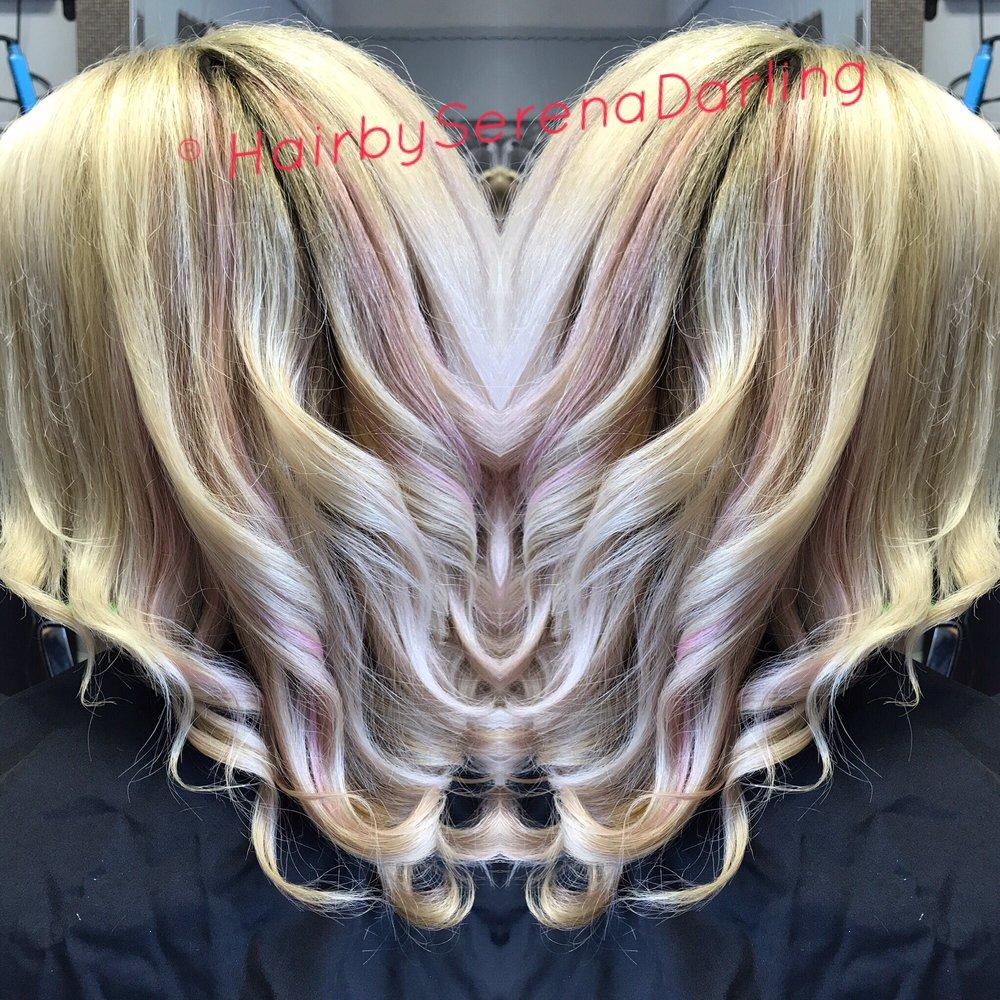 Bombshell Beauty Parlor: 717 Conrad Hilton Blvd, Cisco, TX