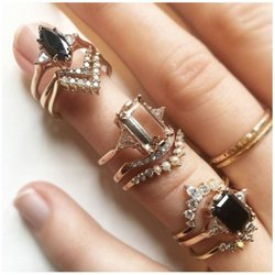 Photo Of Anna Sheffield Jewelry New York Ny United States