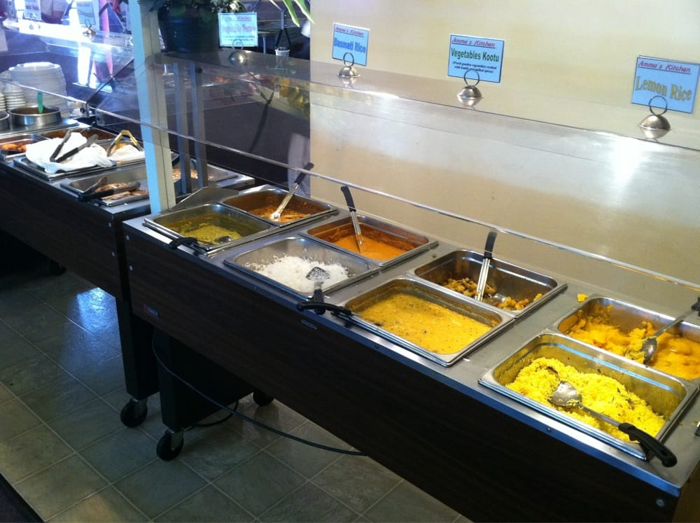 Amma S Kitchen Lunch Buffet