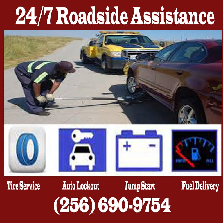 Towing business in Harvest, AL