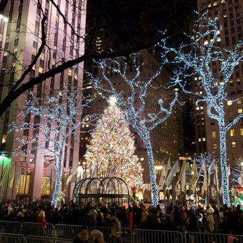 Rockefeller Center Christmas Tree 730 Photos 177 Reviews