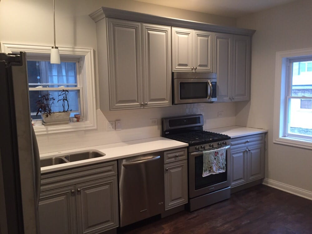 Photo Of Cook S Kitchen Cabinet Refinishing Brookfield Il United States San Antonio