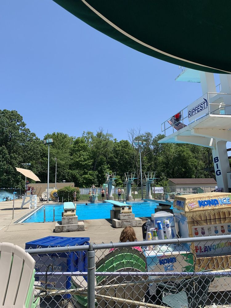 Forest Park Aquatic Center: 1077 Cicero Rd, Noblesville, IN