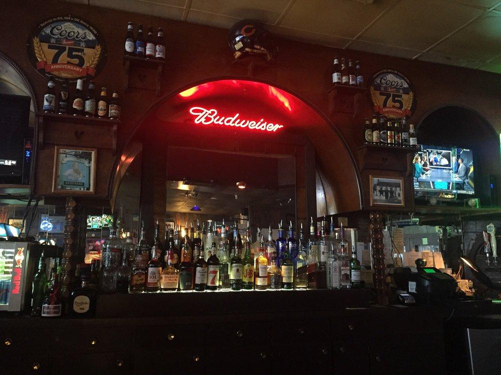 Bleacher Bums Sports Bar: 5073 E 51st St, Tulsa, OK
