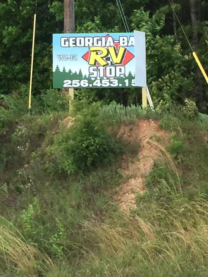 Georgia-Bama RV Park: 2190 Almon St, Heflin, AL