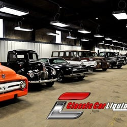Old Car Liquidators Sherman T