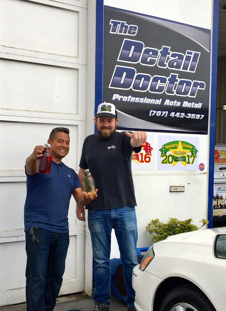 The Detail Doctor: 4075 Broadway, Eureka, CA