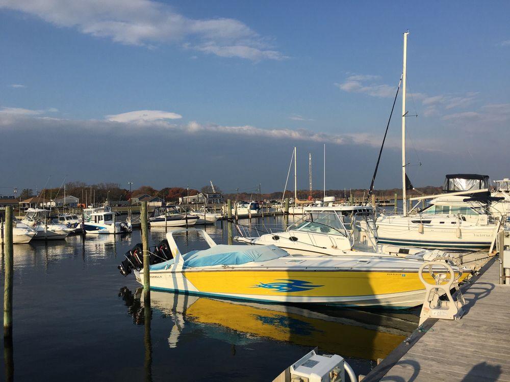 East Islip Marina: Bayview Ave, East Islip, NY