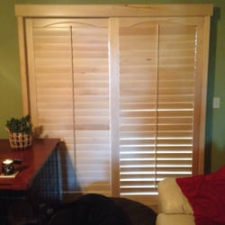Beau Photo Of Shutters By Angel   Lancaster, CA, United States. Sliding Door.