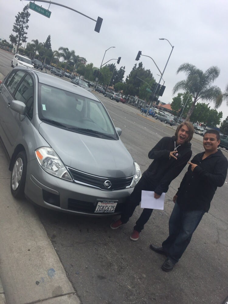 Elegant Auto Sales >> My Son Bought His First Car And He S So Happy Thanks Mario Yelp