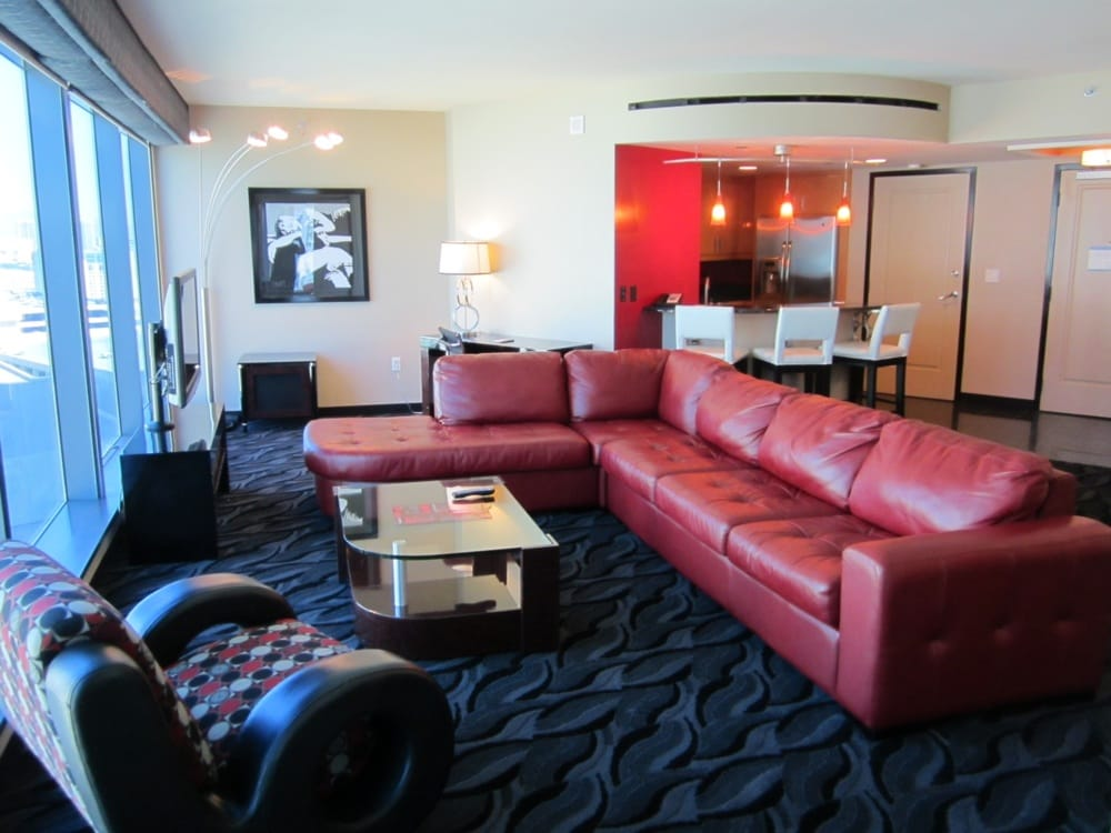 las vegas nv united states 2 bedroom premium suite living room