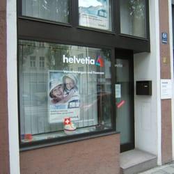 Helvetia Versicherungen Versicherung Lindwurmstr 68