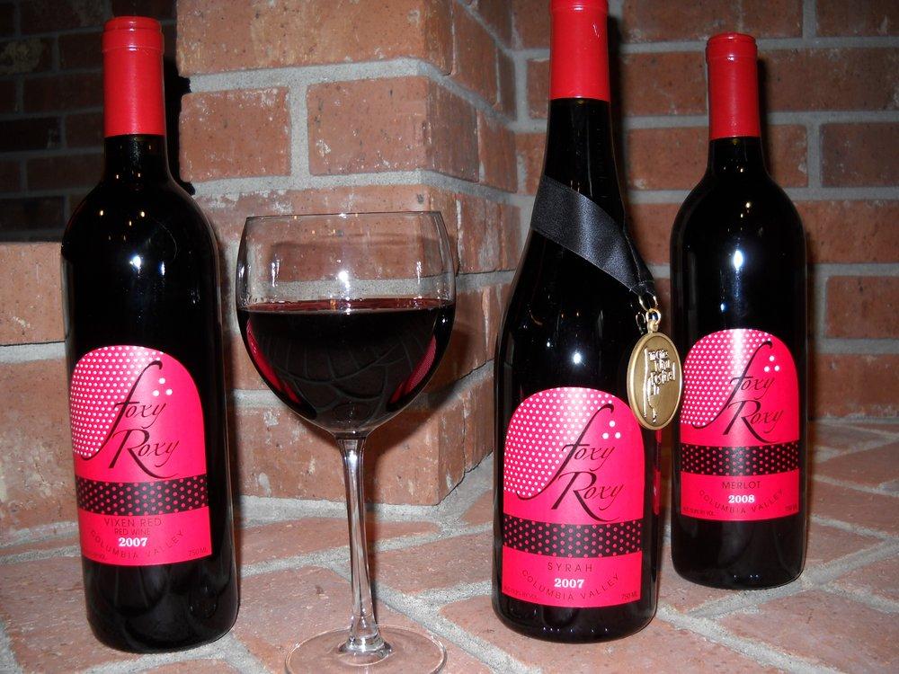 Foxy Roxy Wine Company: 3744 Hwy 26 E, Othello, WA