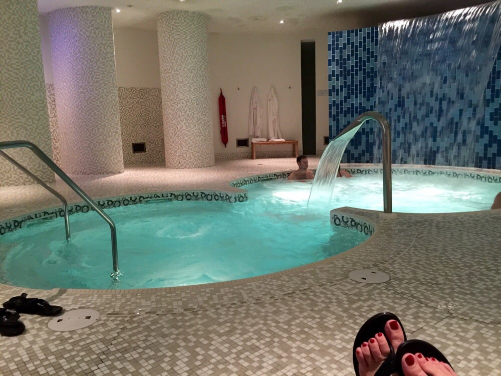 Amazing hot tub - Yelp