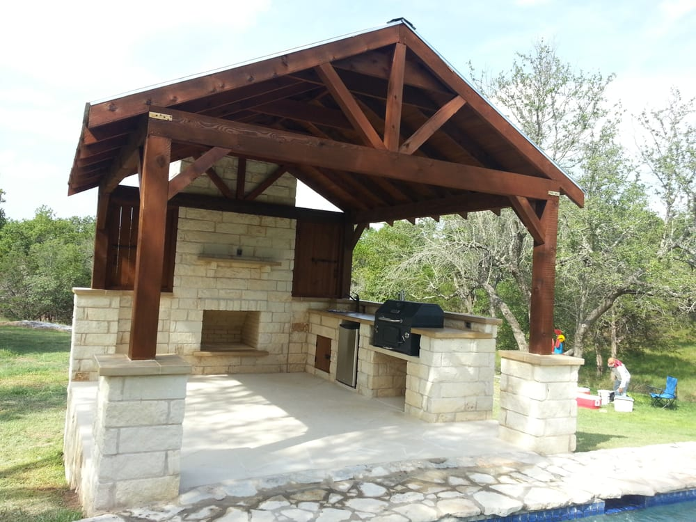 Photo of Austin Yard Builder Masonry Contractor - Austin, TX, United States. masonry in Georgetown Tx