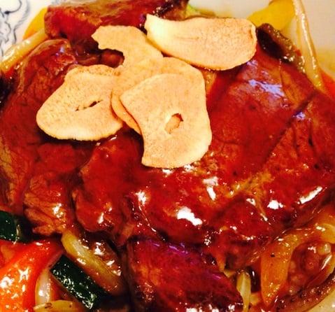 Steak Jiro