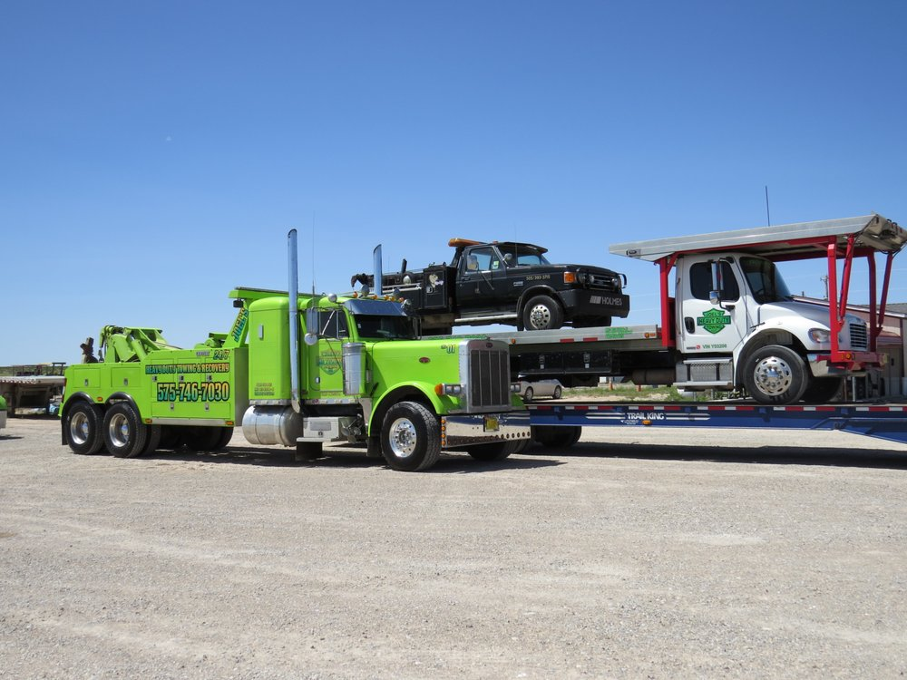 Joel's Heavy Duty Towing & Recovery: 175 W Kincaid Ranch Rd, Artesia, NM