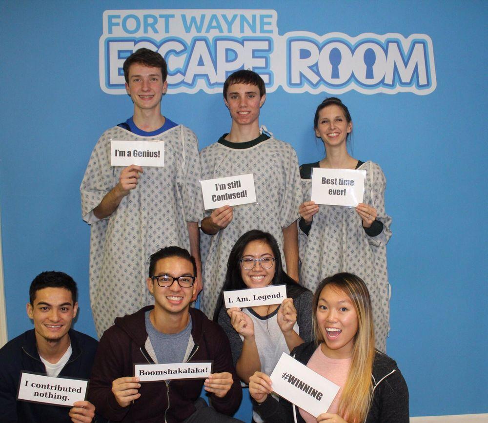 Fort Wayne Escape Room: 327 E Wayne St, Fort Wayne, IN