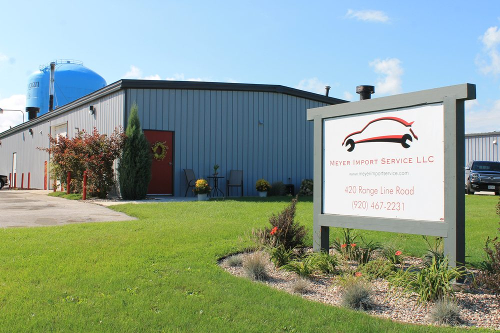 Meyer Import Service: 420 Rangeline Rd, Sheboygan Falls, WI