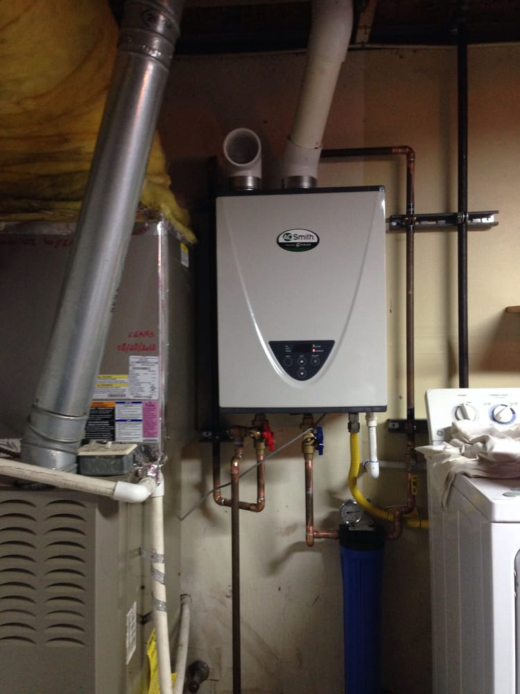 Ao Smith Takagi Condensing Tankless Water Heater Install