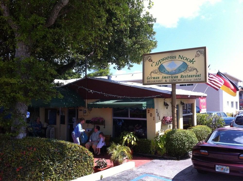 German Restaurant Pompano Beach
