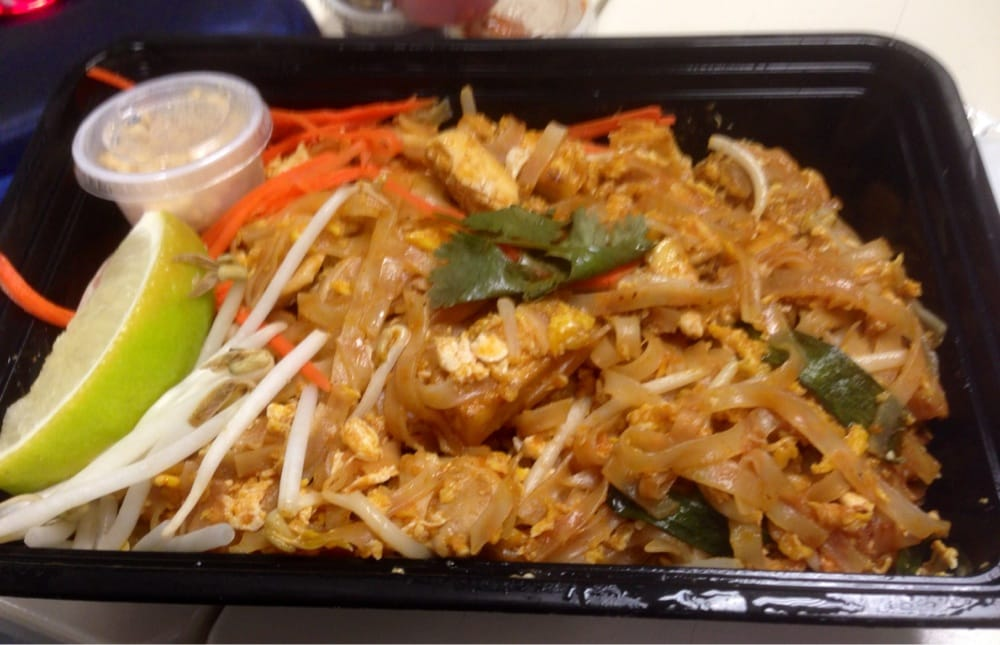 Togo chicken pad thai yelp for Ayara thai cuisine los angeles