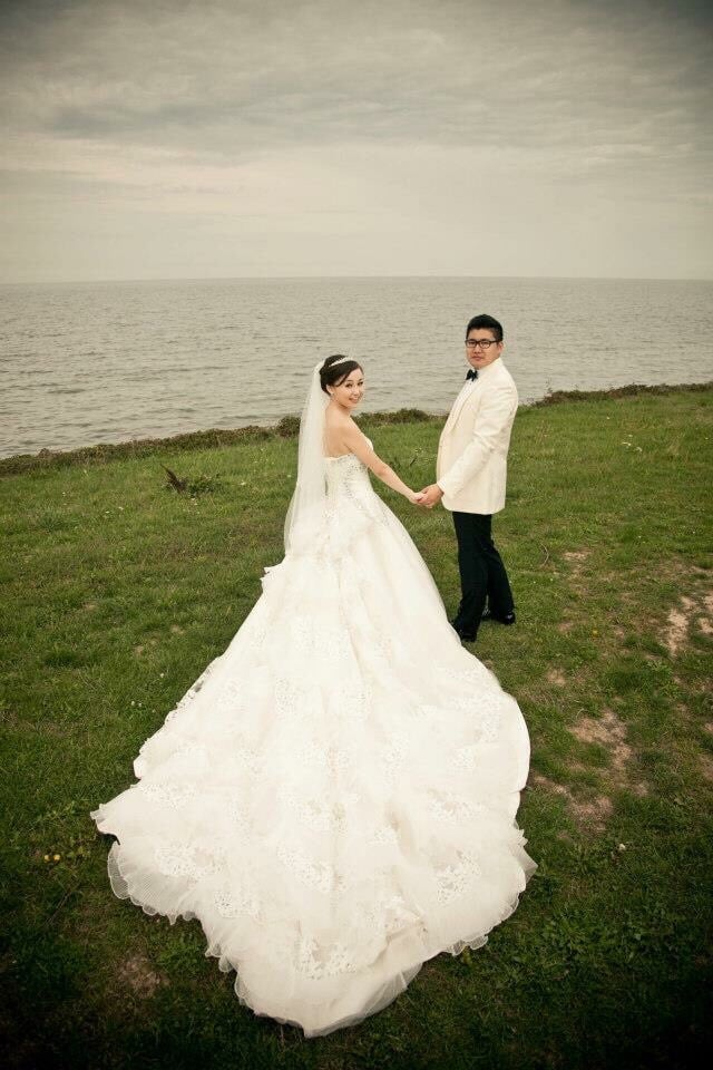 I love my wedding dress from Camellia Wedding Gown! - Yelp