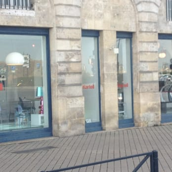 kartell ferm magasin de meuble 1 quai richelieu. Black Bedroom Furniture Sets. Home Design Ideas