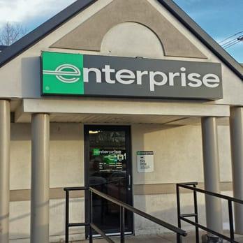 Car Rental Enterprise Washtenaw