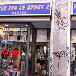 8ccae4bc794aa Tutto per lo Sport 2 - Abbigliamento sportivo - Via Torino