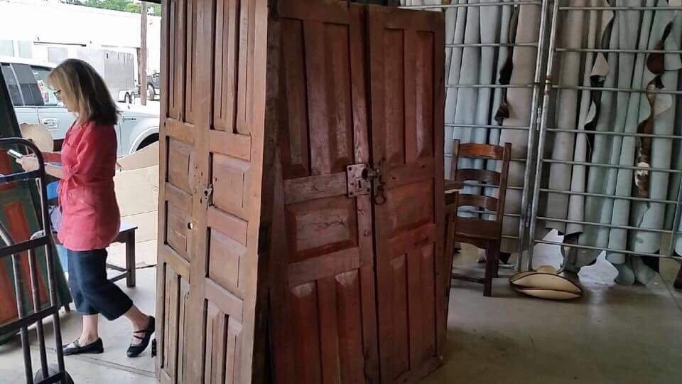 Photo Of Mexico Lindo Furniture   Santa Fe, NM, United States. Mesquite  Antique