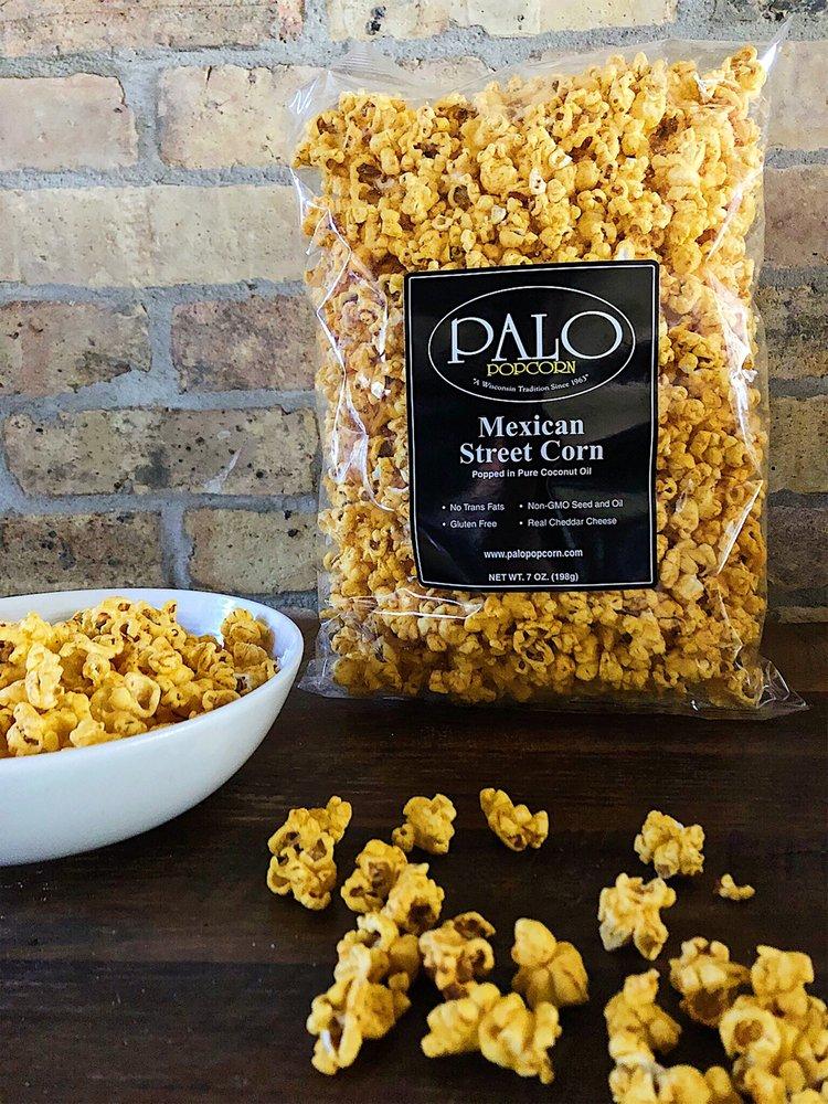 Palo Popcorn Co: 955 Willow Dr, Sheboygan Falls, WI