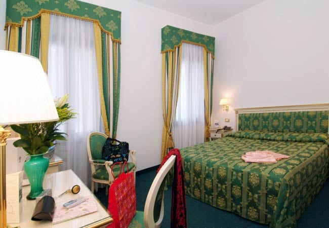 Bed & breakfast Villa Crispi - Mestre