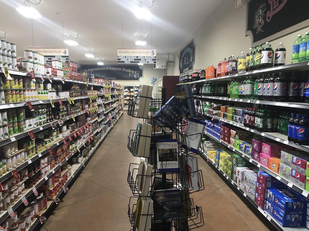 Huckleberry Mountain Market: 1720 Sandner Frontage Rd, Christina Lake, BC