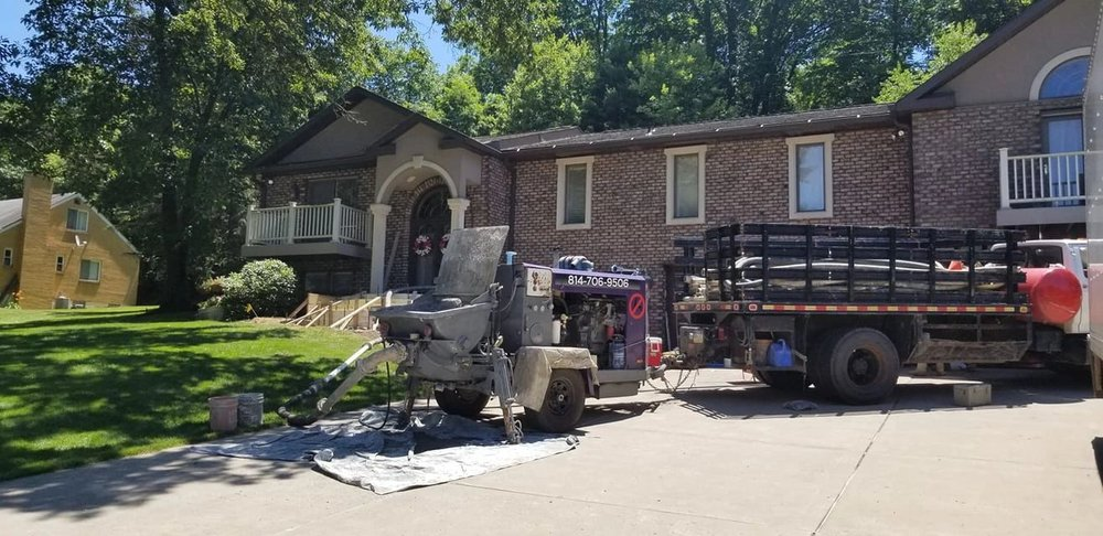 Payback Concrete Pumping: 32040 State HiWY 27, guys mills, PA