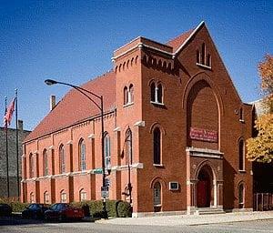Moorish Science Temple of America: 1000 N Hoyne Ave, Chicago, IL