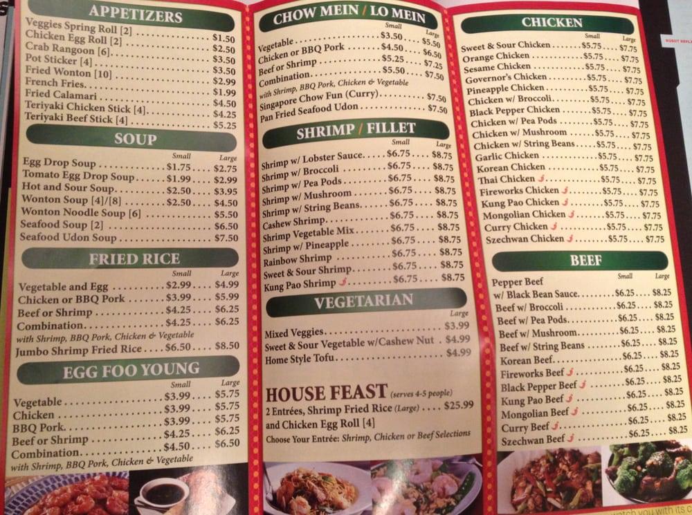 Chinese Restaurants In Hanover Park