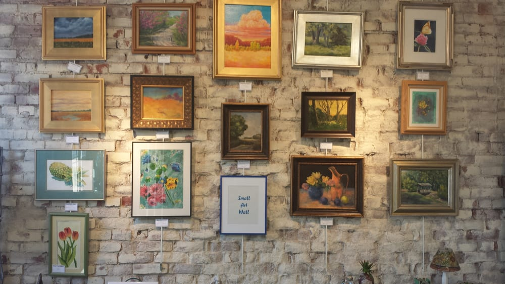 Mead Street Gallery and Gifts: 121 N Mead St, Wichita, KS