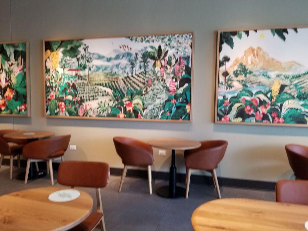 Starbucks: 7737 West 95th St, Hickory Hills, IL