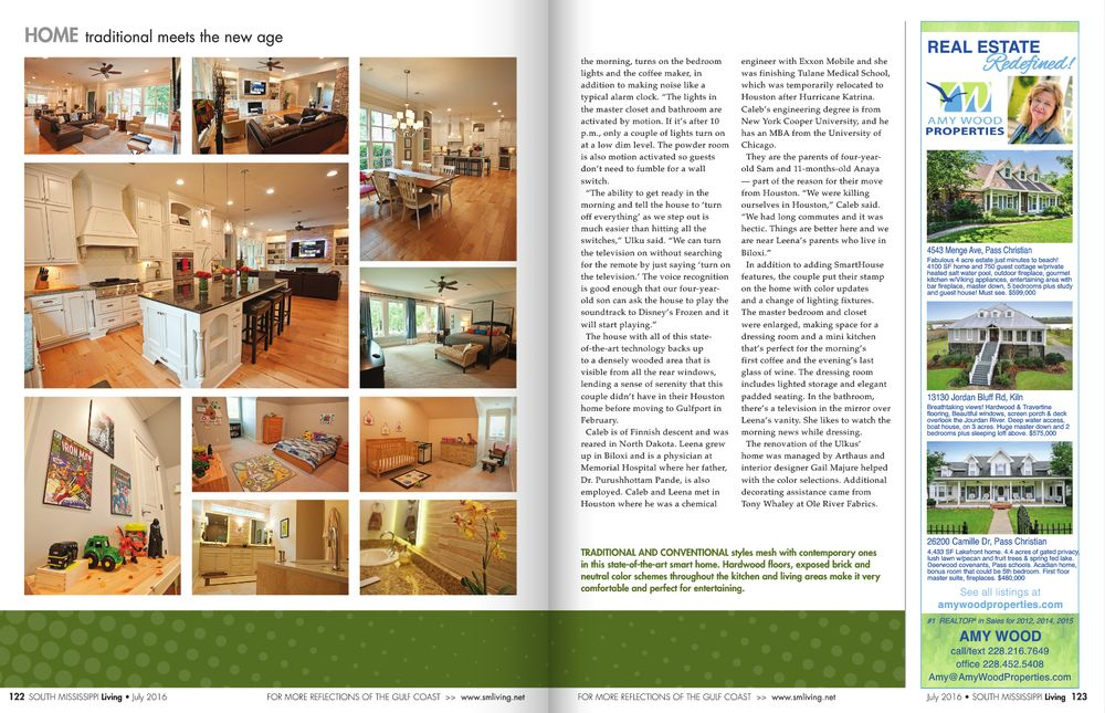 Exceptionnel Photo Of SmartHouse Solutions   Gulfport, MS, United States. Magazine  Feature In South