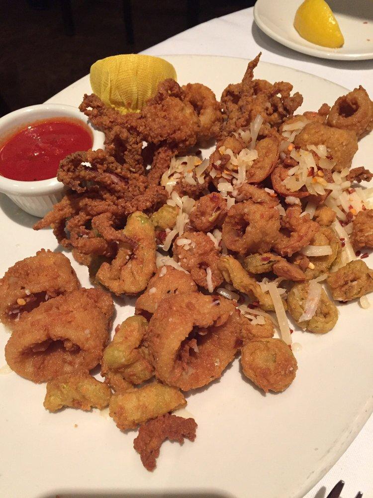 Fried calamari yelp for Atlantic fish fry