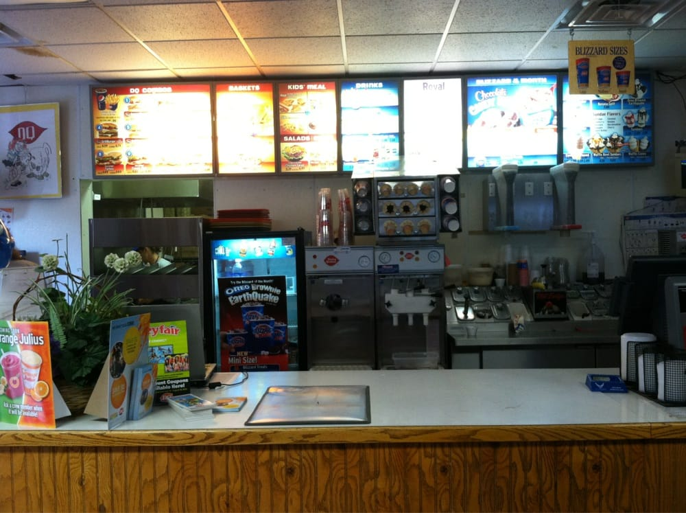 Dairy Queen Grill & Chill: 833 US Highway 12, Ortonville, MN