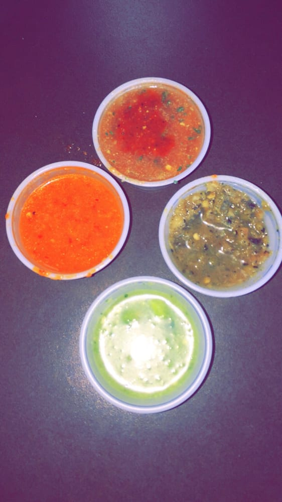 My favorite is the top but all the salsas are really very good home photo of romans mexican restaurant costa mesa ca united states my favorite forumfinder Gallery