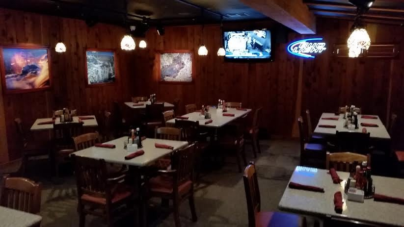 Hitchin Post Saloon Amp Steakhouse Dining Area Yelp
