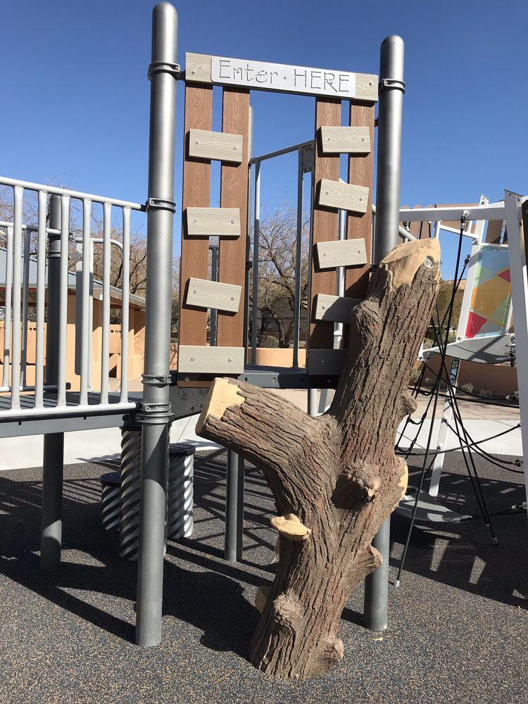 The Pueblo Park