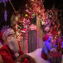 photo of christmas ice caverns fairfield nj united states - Christmas Animatronics