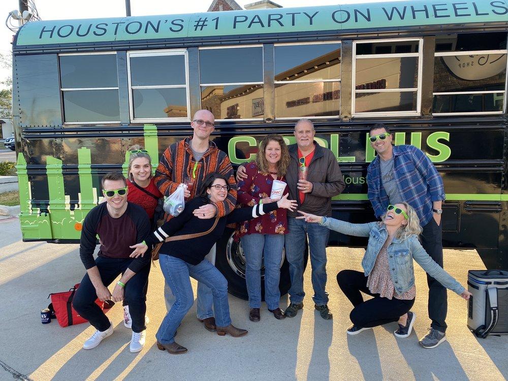 Cool Bus Houston: Houston, TX