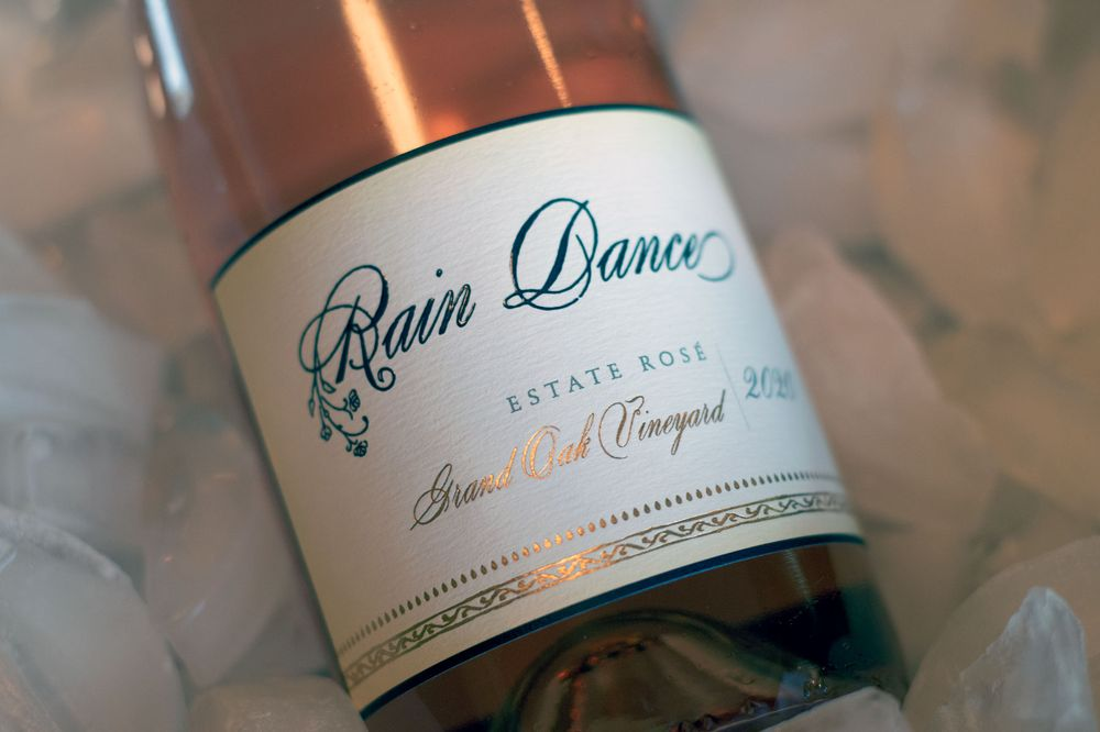Social Spots from Rain Dance Vineyards